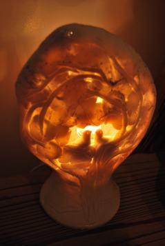 Kaina: 82EUR (porcelianinis šviestuvas)