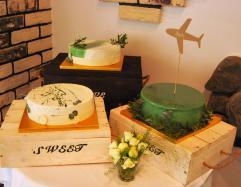 tortai ant deziu